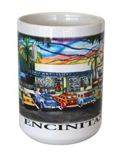 Dye sublimated mug
