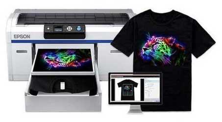 Espon digital t-shirt printer