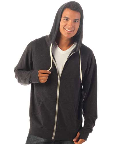 independent trading zipped hoodie I4000