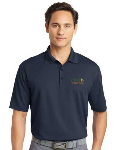 Nike Polo Embroidered Shirt