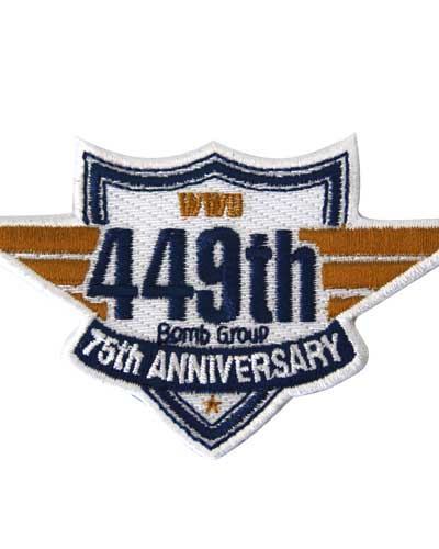 449th Bomb Group Patch