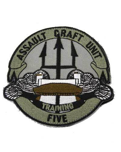 Assault Craft Unit Five Patch