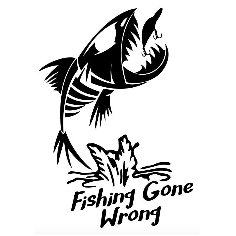 Fishing Gone Wrong