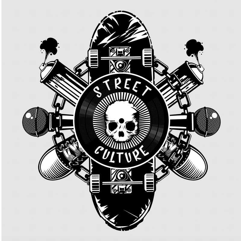 Street Culture T-shirt