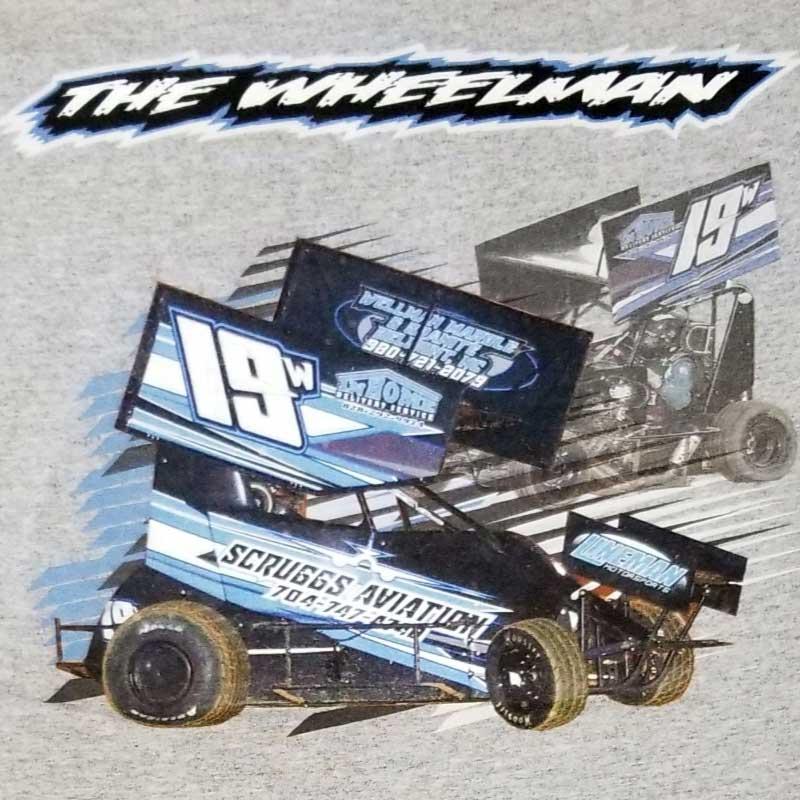 The Wheelman T-shirt