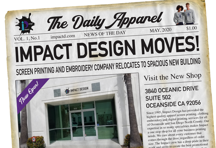 Impact Design Moves