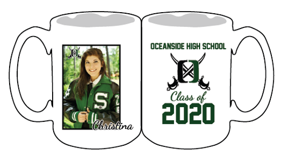 Custom Graduation Coffee Mugs